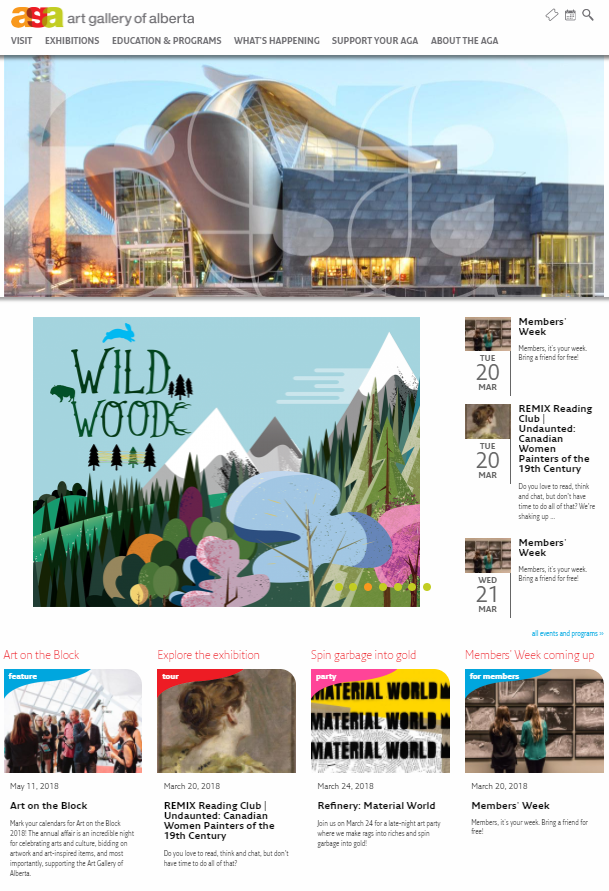 AGA Homepage