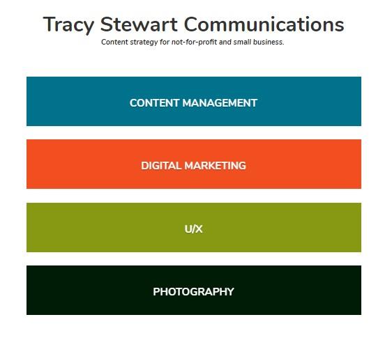 Tracy Stewart Communications
